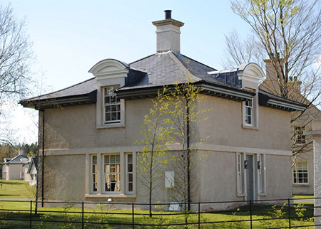 The Gate Lodge house rental Fermanagh exterior