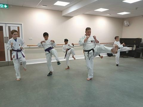 Karate for GCSE and A Level?