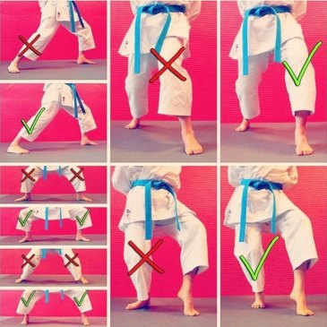 Are Karate Stances Bad For You?