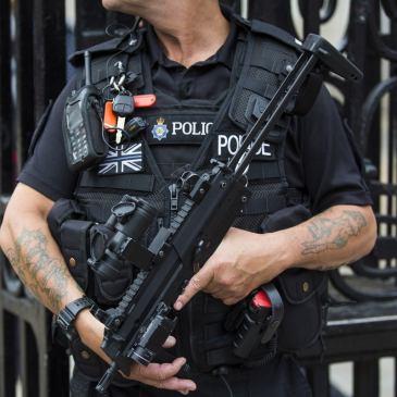 Self-Defence & Terrorists