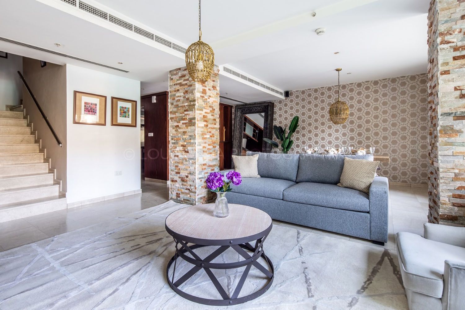 Real Estate Photography - Classy Apartment in Downtown, Dubai
