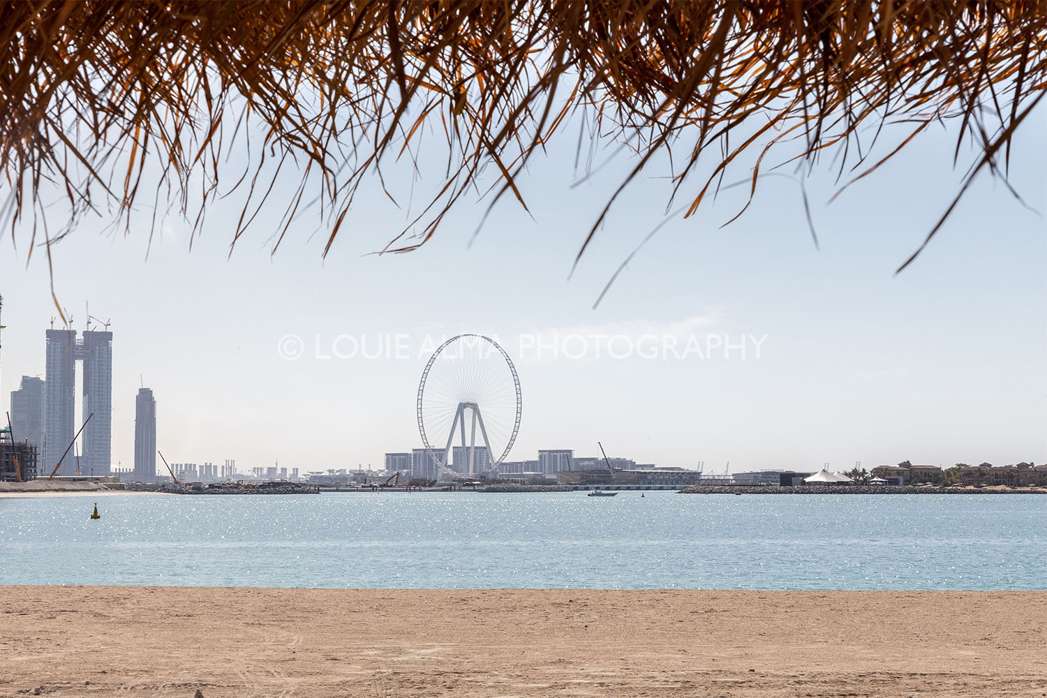 Louie Alma - Travel Photography, Palm Beach Dubai