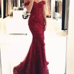 20 Ausgezeichnet Abendkleid Rot Spitze Lang Design20 Luxus Abendkleid Rot Spitze Lang Ärmel