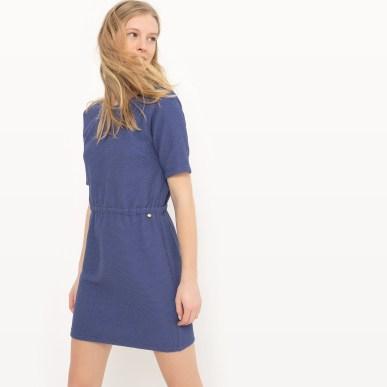 Festliches Kurzes Kleid Blau Archives Abendkleid