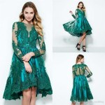 13 Fantastisch Grünes Kleid Knielang BoutiqueFormal Genial Grünes Kleid Knielang Ärmel