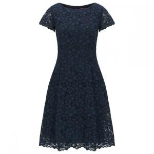 Formal Fantastisch Kleid Blau Ärmel13 Wunderbar Kleid Blau Galerie
