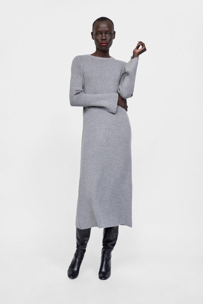 10 Schon Langes Strickkleid Spezialgebiet Abendkleid