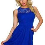 13 Perfekt Kleid Kurz Blau Design17 Genial Kleid Kurz Blau Ärmel