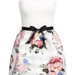 Formal Leicht Kleid Weiß Mit Blumen VertriebFormal Genial Kleid Weiß Mit Blumen Boutique