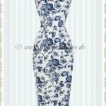 Kreativ Blau Weiße Kleider für 2019Formal Wunderbar Blau Weiße Kleider Vertrieb