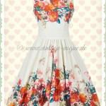 20 Wunderbar Kleid Weiß Mit Blumen StylishFormal Schön Kleid Weiß Mit Blumen für 2019