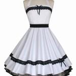 Abend Schön Kleider In Schwarz Weiß Design15 Kreativ Kleider In Schwarz Weiß Stylish