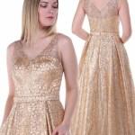 17 Schön Abendkleid Gold BoutiqueAbend Cool Abendkleid Gold Boutique