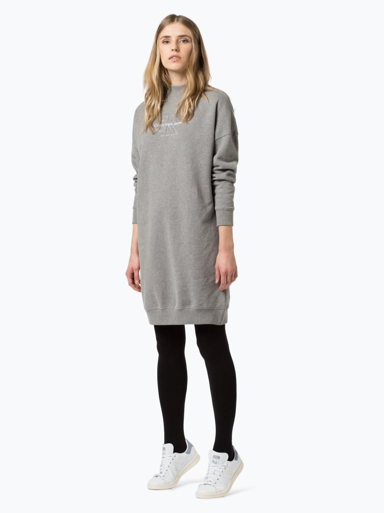 check out 41868 ec85b 20 Perfekt Kleid Grau Lang Bester Preis - Abendkleid