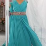 10 Luxus Abendkleid 44 Spezialgebiet Schön Abendkleid 44 Ärmel