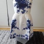 13 Top Kleid Blau Blumen BoutiqueDesigner Coolste Kleid Blau Blumen Design