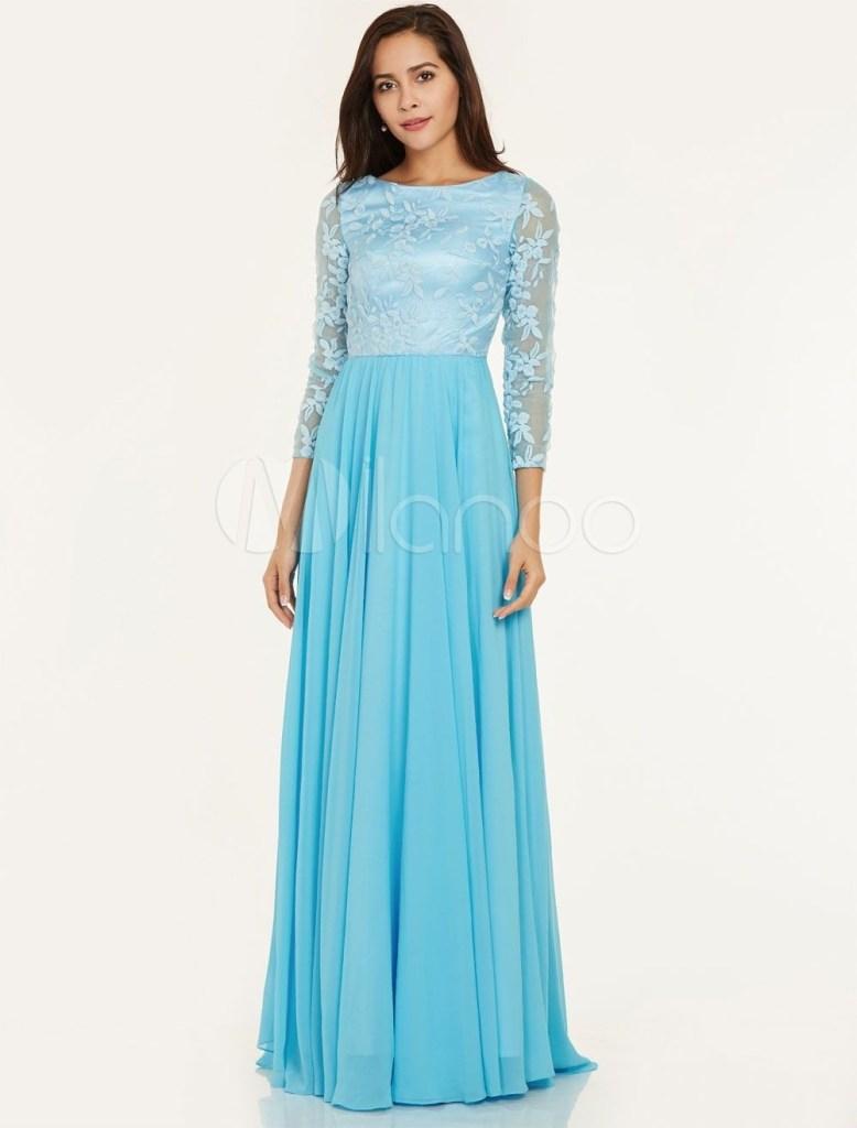 Abend Einzigartig Lange Kleider Hochzeitsgast Galerie Abendkleid