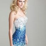13 Luxurius Kleid Blau Glitzer Stylish13 Schön Kleid Blau Glitzer für 2019