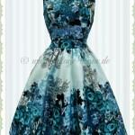 15 Schön Kleid Blau Blumen Galerie15 Ausgezeichnet Kleid Blau Blumen Bester Preis