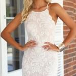 20 Fantastisch Weißes Kleid Kurz Stylish15 Luxus Weißes Kleid Kurz Boutique