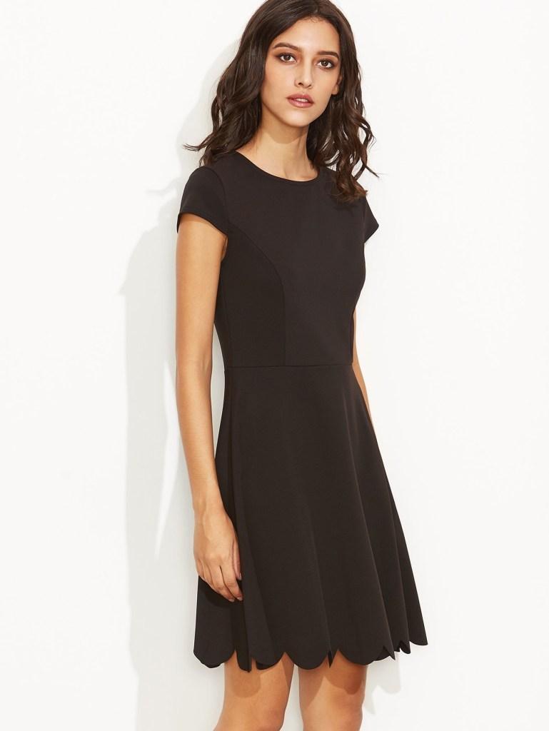 dd56b12ac491e1 15 Fantastisch Elegante Kleider Kurz für 2019 : Designer Ausgezeichnet Elegante  Kleider Kurz Ärmel