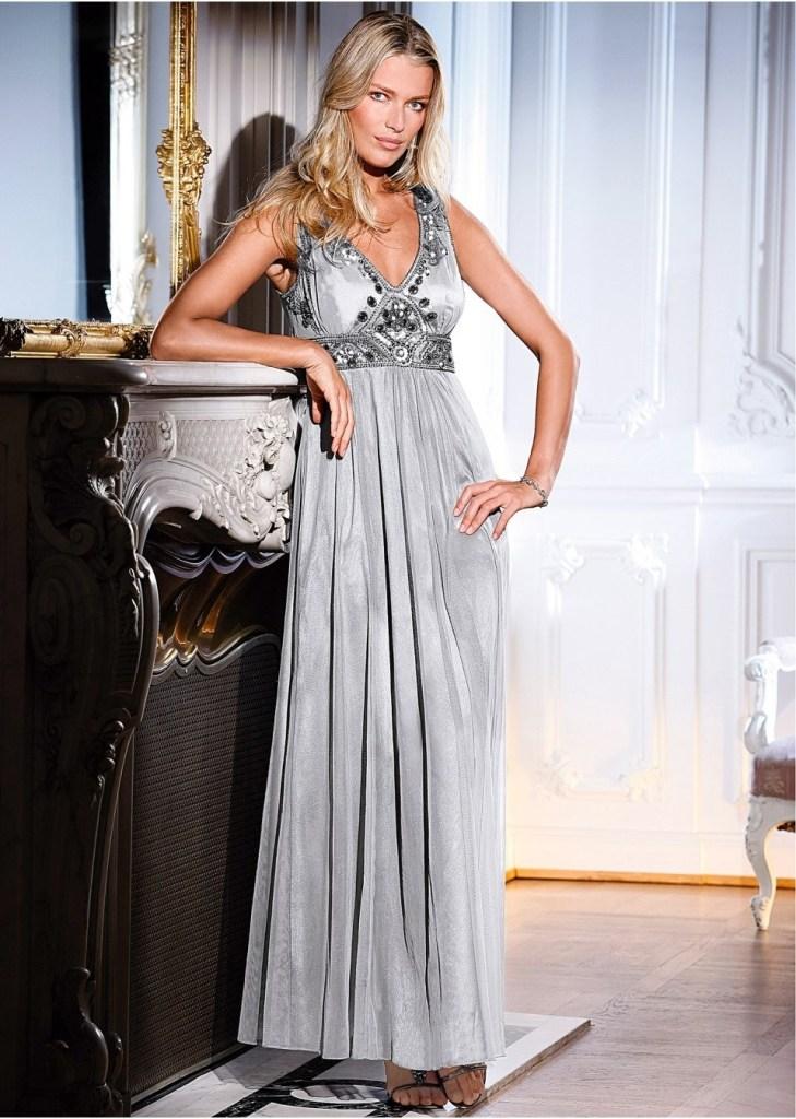b5028d129a2c Abend Elegant Silvester Kleider Abendkleider Bester Preis   Designer Schön  Silvester Kleider Abendkleider Ärmel