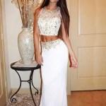 Kreativ Zweiteiliges Kleid Kurz Spezialgebiet Luxus Zweiteiliges Kleid Kurz Boutique