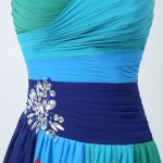10 Fantastisch Kleid Blau Grün Galerie10 Top Kleid Blau Grün Ärmel