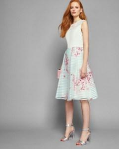 15 Top Kleid Mit Glockenrock Bester PreisFormal Großartig Kleid Mit Glockenrock Spezialgebiet