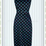 Formal Coolste Kleid Türkis Schwarz Spezialgebiet Coolste Kleid Türkis Schwarz Stylish