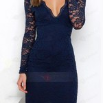 15 Cool Spitzenkleid Blau Langarm für 201913 Perfekt Spitzenkleid Blau Langarm Spezialgebiet
