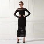 Designer Leicht Langes Abendkleid Schwarz Boutique Großartig Langes Abendkleid Schwarz Bester Preis