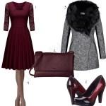 10 Einfach Weinrotes Kleid Galerie17 Luxus Weinrotes Kleid Spezialgebiet