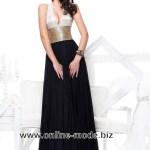 20 Großartig Abendkleid Schwarz Gold Lang Ärmel Ausgezeichnet Abendkleid Schwarz Gold Lang Vertrieb