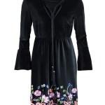 17 Großartig Langarm Kleid Schwarz StylishAbend Elegant Langarm Kleid Schwarz Galerie