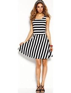 15 Spektakulär Schwarz Weiß Kleid Galerie13 Luxurius Schwarz Weiß Kleid Boutique