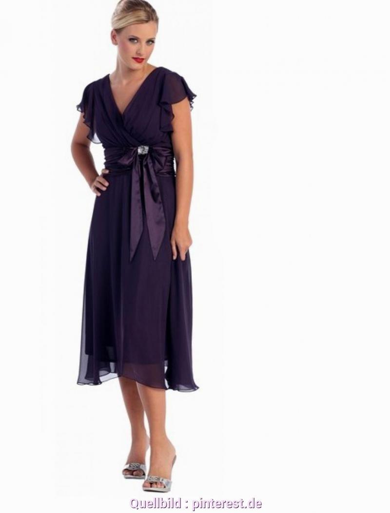Kleider wadenlang elegant