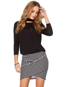 Formal Ausgezeichnet Schwarz Weiß Kleid StylishFormal Luxurius Schwarz Weiß Kleid Vertrieb