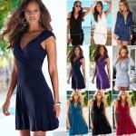 Coolste Wickelkleid Abendkleid Stylish17 Leicht Wickelkleid Abendkleid Vertrieb