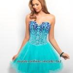 17 Perfekt Kleid Türkis Blau Boutique Kreativ Kleid Türkis Blau für 2019