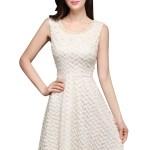 20 Schön Abendkleid Weiß Kurz GalerieDesigner Luxurius Abendkleid Weiß Kurz Ärmel