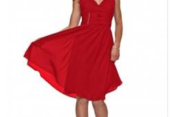 17-wunderbar-rotes-kleid-knielang-armel
