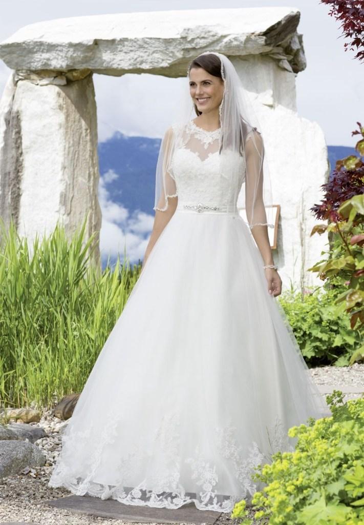 17 Schön Hochzeitsmode ärmel Abendkleid