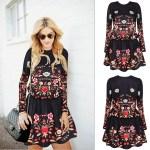 17 Kreativ Kleid Schwarz Blumen Spezialgebiet13 Ausgezeichnet Kleid Schwarz Blumen Bester Preis
