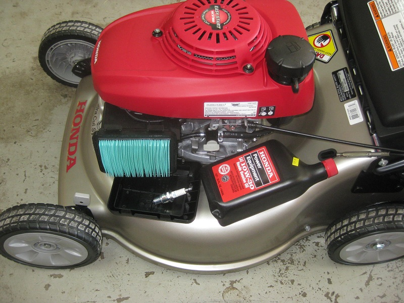 Honda Lawn Mower Parts Diagram