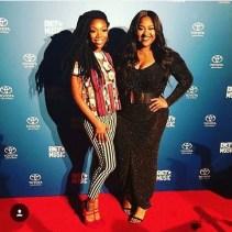Brandy & Jazmine Sullivan