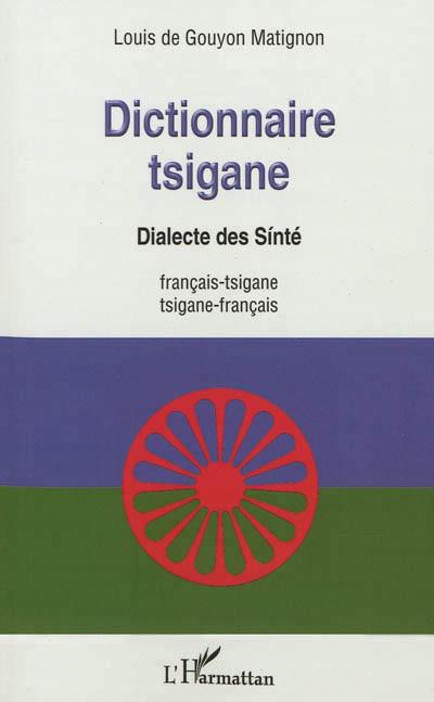 Dictionnaire tsigane - Louis de Gouyon Matignon