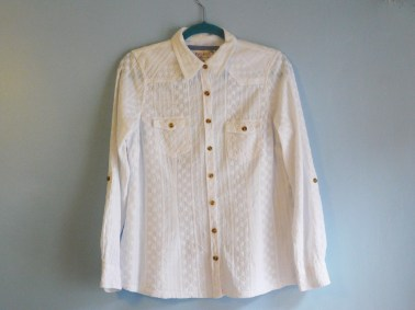 Louise Alice Jay Embroidered Shirt