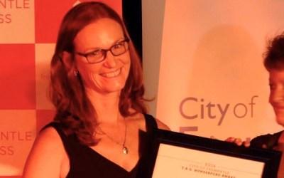 TAG Hungerford Award—Post Script