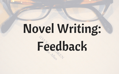 More On Writing a Novel: Feedback